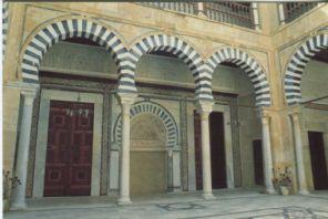 Unknown Tunisian Postcard, Sidi Abid El Ghariani, Kairouan