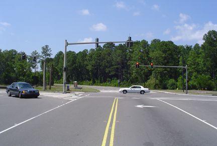University of North Florida Traffic Flow Analysis | ETM Inc. | Jacksonville FL