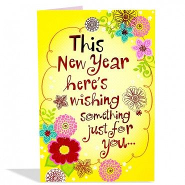 make their newyear more meaningful and memorable with a thoughtful message on the card new year gifts pinterest cards