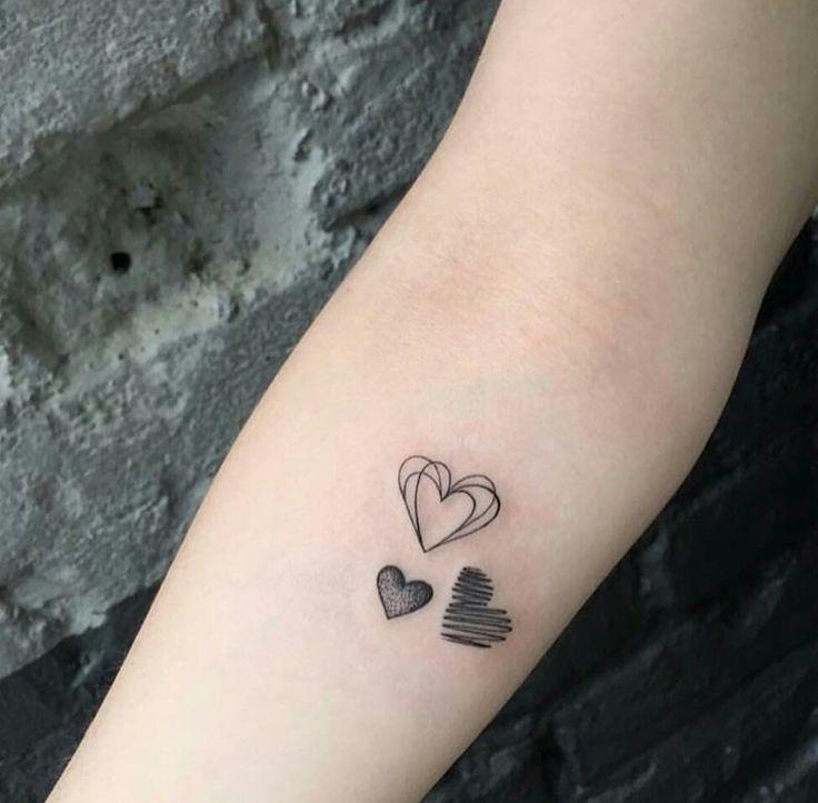 Épinglé par MAÎTRESSE LA FEE sur PA MI Tatouage coeur