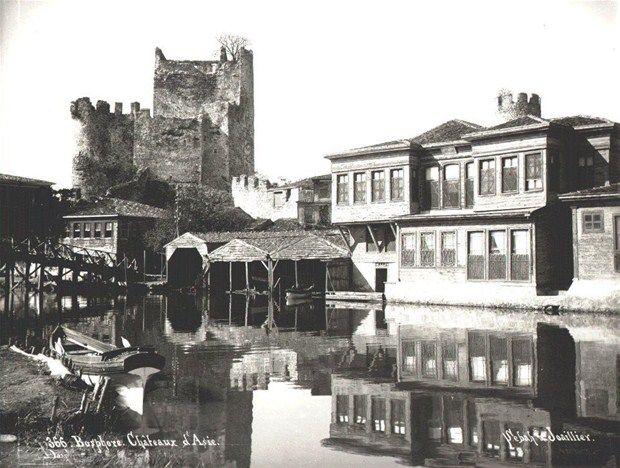 Anadolu Hisarı 1908
