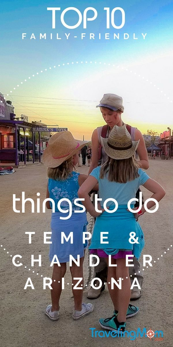 Family Fun Things to Do in Tempe