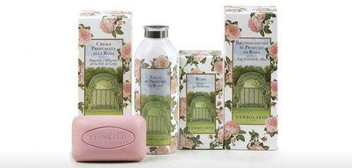 Rózsa Parfüm illatcsalád Lerbolario Naturkozmetikumok Magyarország