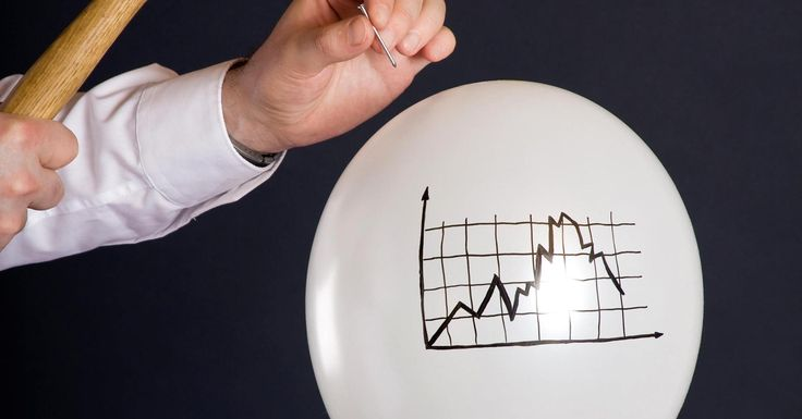 I see bubbles bursting everywhere: Top academic  Deflationary tides are lapping the shores of countries across the world and financial bubbles are set to burst everywhere, Vikram Mansharamani, a lecturer at Yale University, told CNBC on Thursday.