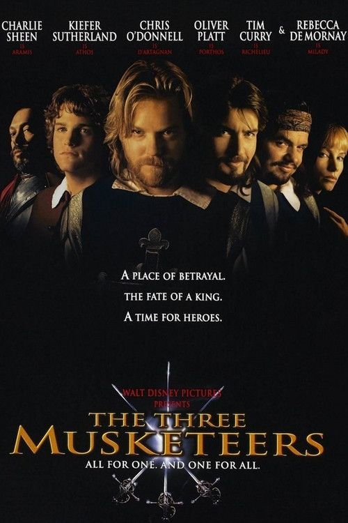 Watch The Three Musketeers (1993) Full Movie Online Free