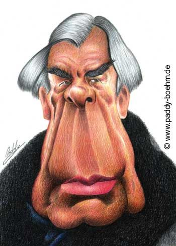 Lee Marvin Caricature    Paddy Boehm greatest love is his caricatures and apparently he is a Great Musician as well.