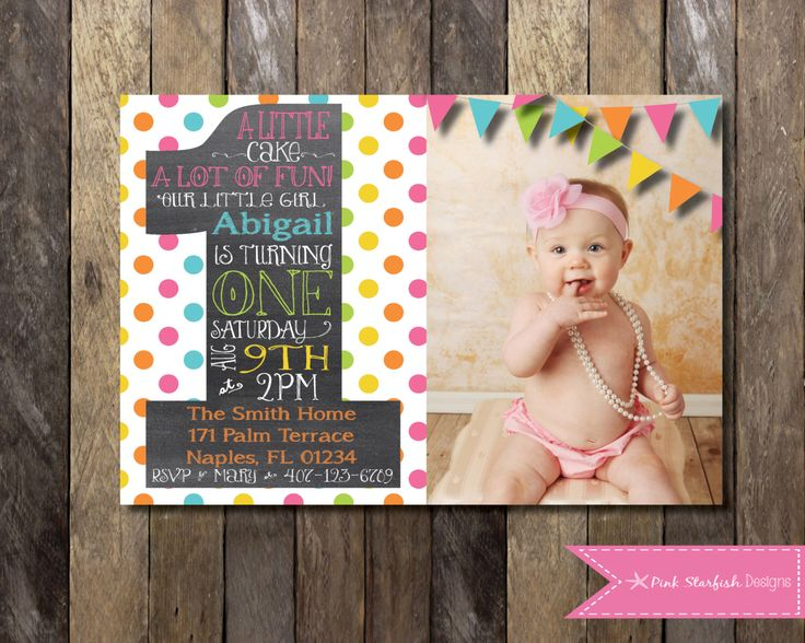 Unique Rainbow Invitations Ideas On Pinterest Rainbow - Digital first birthday invitation