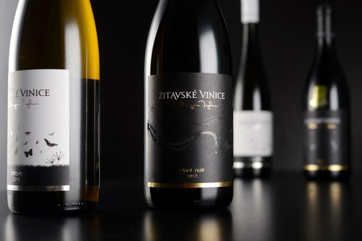 Zitavske vinice Pinot Noir 2012 barrique