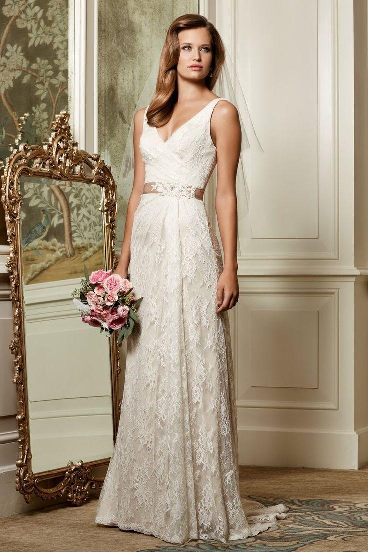Wtoo Eloise / 13118, $575 Size: 4 | Used Wedding Dresses