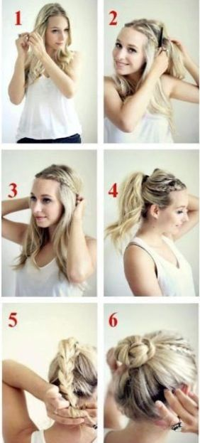 I like how step 4 looks, I'd just stop there haha