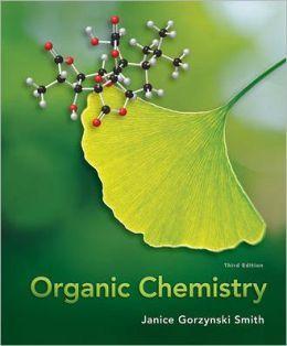 Organic chemistry / Janice Gorzynski Smith. - 3rd. ed. - New York, NY : McGraw-Hill, 2008
