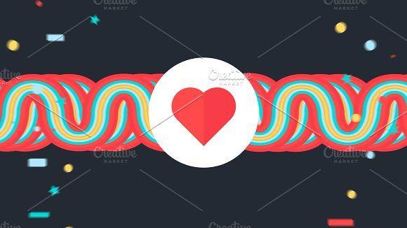 Super Like Animation by barsrsind on @creativemarket