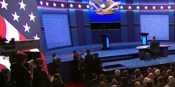 WATCH: The Second 2016 Presidential Debate (LIVE STREAM)