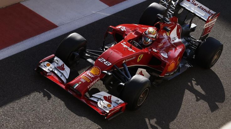 Ferrari admitted it is entering the 2015 Formula One season on the back foot. The Italian team has swept clean the figureheads of Ferrari's disastrous start to the turbo V6 era, having pushed ...
