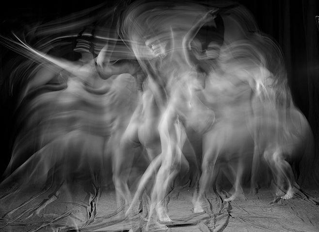blur dance