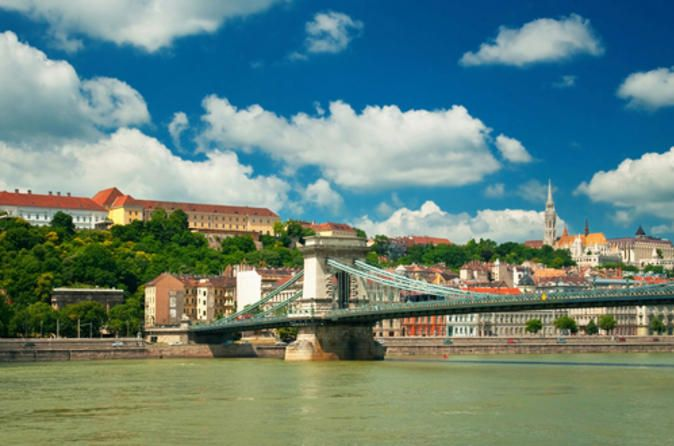 Budapest Sightseeing Tour with Parliament House Visit - $65 for half day tour beginning at 9:30am