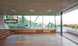 Must see: Futuristisch wit huis in Wenen