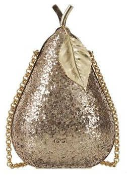 Anya Hindmarch Pear Clutch