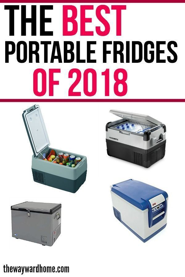 8 Best 12 Volt Refrigerators You Have To See In 2020 Rv Camping Portable Refrigerator Rv