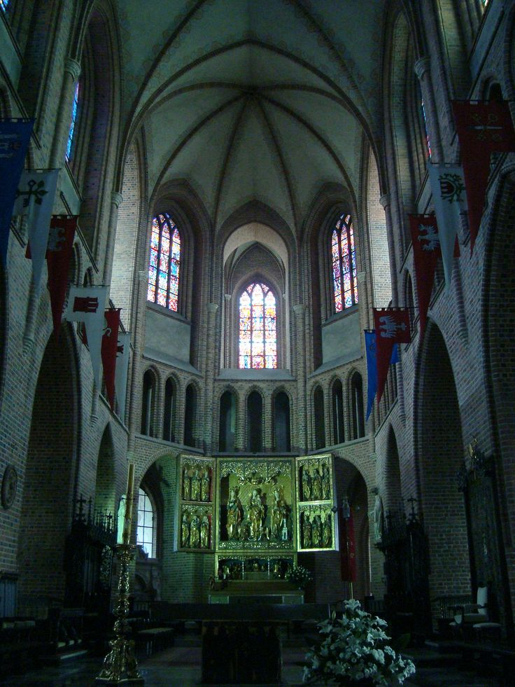 Poznan//Archcathedral Basilica of St. Peter and St…
