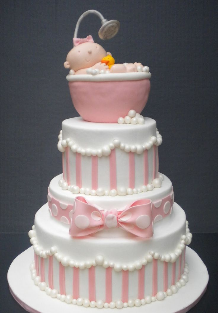 One day I might plan a baby shower for a friend having a girl