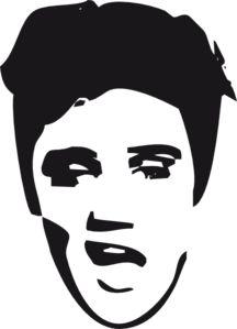 Elvis Presley Clip Art
