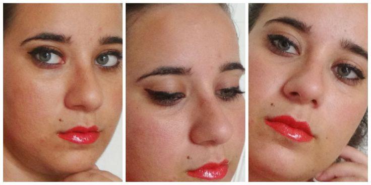 Βραδινό καλοκαιρινό μακιγιάζ χωρείς Makeup !  AnnanailDIYmakigiaz