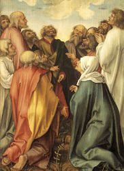 Solemnity of the Ascension or the Seventh Sunday of Easter - May 12, 2013 - Liturgical Calendar - Catholic Culture