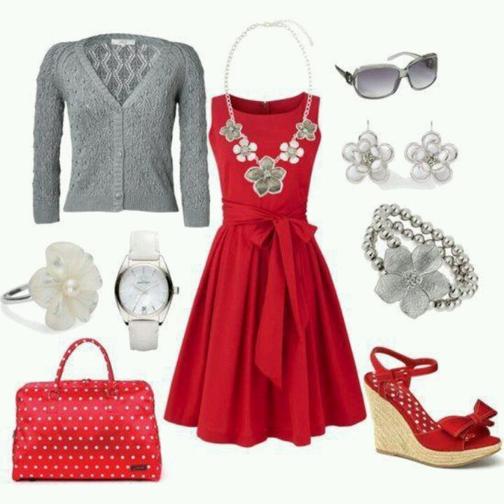 Ready for a Spring picnic outfit ♥
