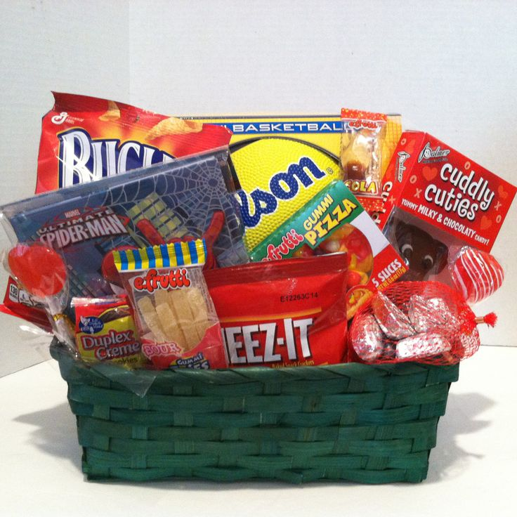 51 best kidsteen baskets images on pinterest basket kids gift kids gift basket ages 5 to 9 negle Image collections