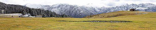 Les Pyrénées | The Pyrenees #01 - Plateau de Beille | Ariège | France | October 2013 - #ariege #pyrenees #france #montagne #moutain #neige #snow #automne #autumn #bergerie #sheepfold
