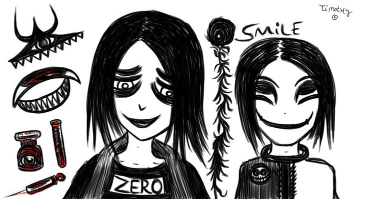 Smile for the Narc by VisualKeiBunny on DeviantArt