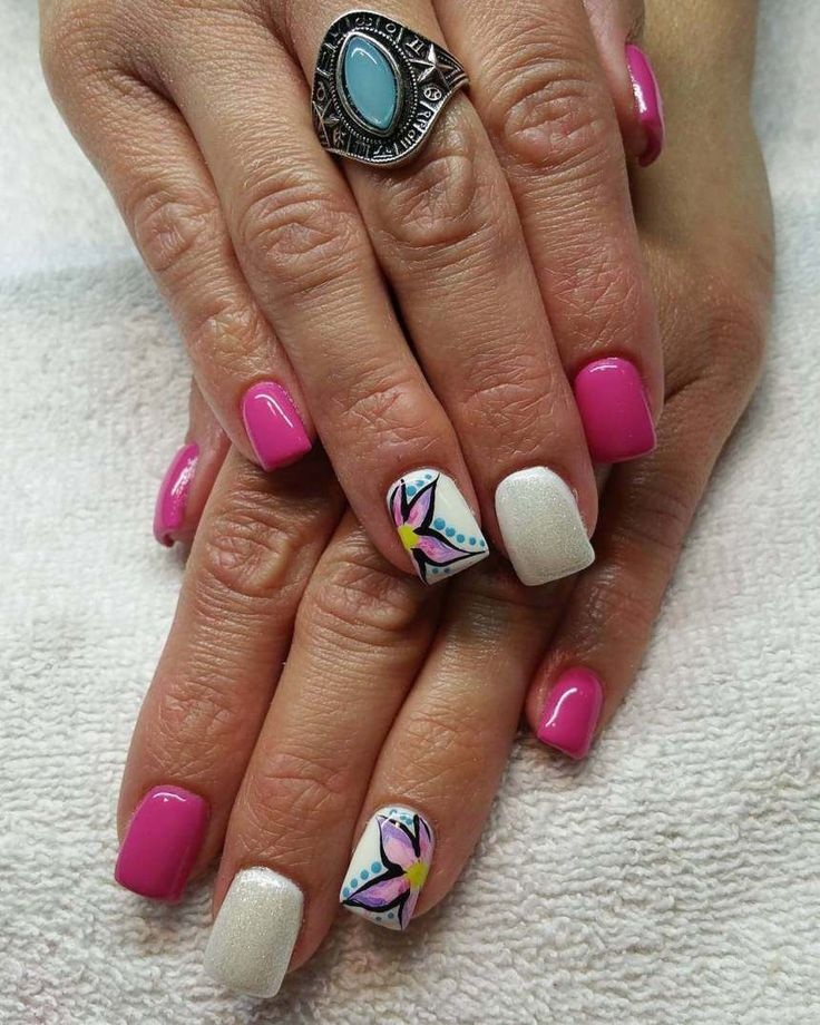 71 best winter nail art 2018 images on Pinterest | Fingernail ...