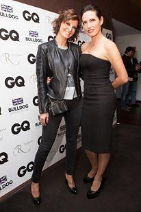 GQ PARTY . CRISTINA FERREIRA PRESENTEAR AND FERNANDA SERRANO PORTUGUESE ACTRESS USES EGÍDIO ALVES SHOES.... www.egidioalves.com www.facebook.com/egidioalvesshoesdesigner1