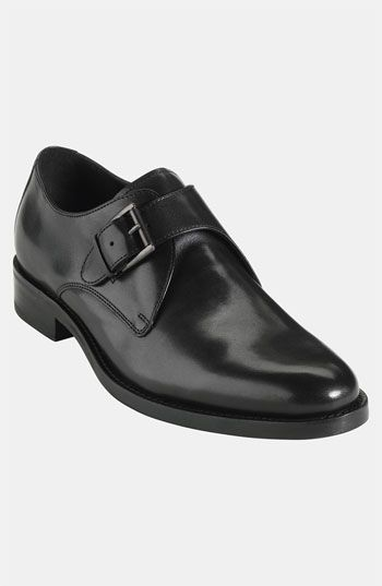 Cole Haan 'Air Madison' Monk Strap Shoe ... i normally like double