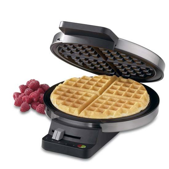 Deal of the Day: 56% Off Cuisinart Waffle Maker