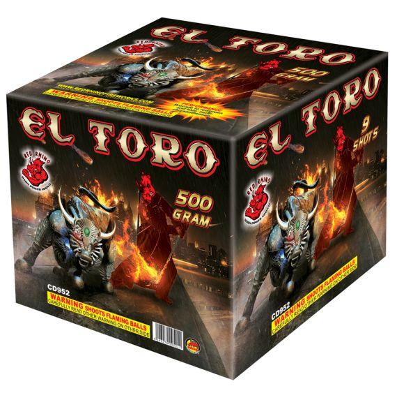 El Toro | Red Rhino Wholesale Fireworks