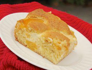 Peach Dump Cake Recipe: Peach Dump Cake