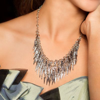 Woman's Neckpieces A Little Wild- Fifth Avenue Collection :: Beautiful Jewellery :: We Create Beauty and Success