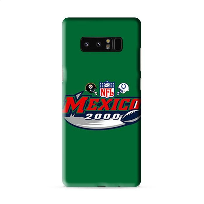 NFL MEXICO 2000 GREEN Samsung Galaxy Note 8 3D Case Caseperson