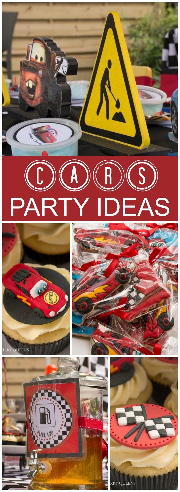 Wedding decorations on cars   best candy bar images on Pinterest  Cars birthday parties
