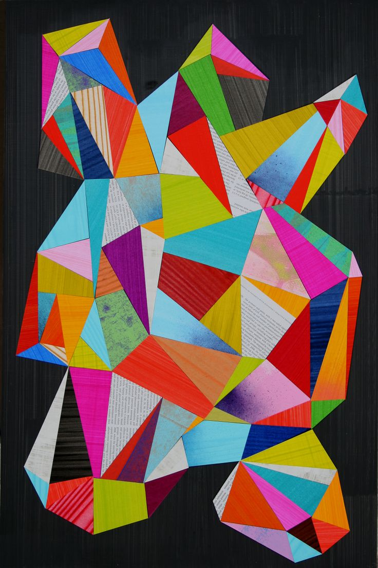 252 best Abstract /Geometric Art images on Pinterest ...
