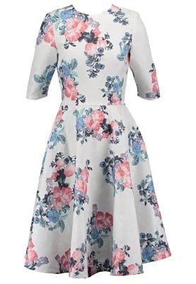 JO - Sukienka letnia - cream