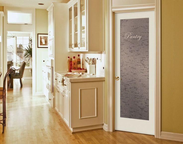 Great Kitchen Pantry Doors  -