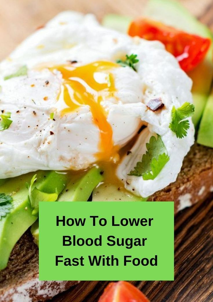 How to lower blood sugar fast with food diabetestype2