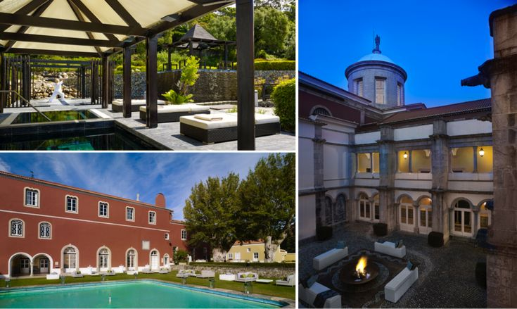 Global Inspirations Design Penha Longa Resort: a mix of history, nature and luxury