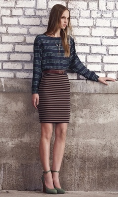 Marjory Silk Shirt: Fall Collection, Fall Lookbook, Mixed Prints, Fall 2012, Club Monaco, Fallwint 2012, Fashion Blog, Fallwint Fashion, 2012 Lookbook