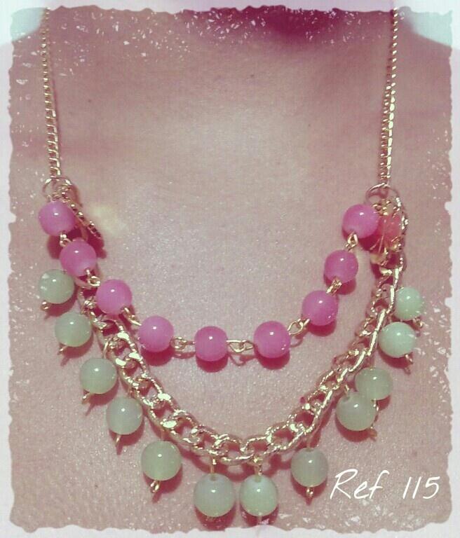 Perlas de vidrio