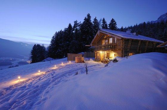 Traumhafte kuschlige Flitterwochen im Schnee | Hochzeitsblog Fräulein K. Sagt Ja