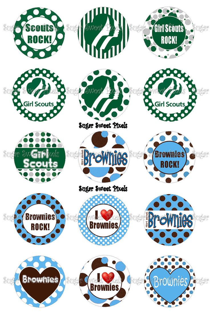 Girl Scout Cookie Nail Art: 161 Best Images About Girl Scout Clip Art